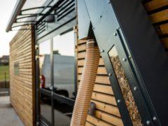 chaudière biomasse