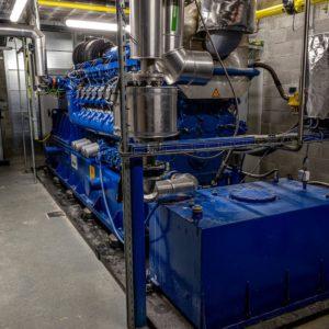 Cogénération gaz naturel