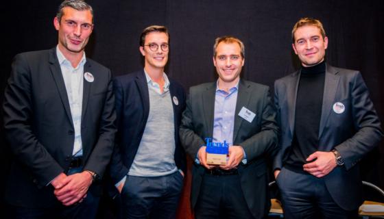Coretec remporte le Trends Business Tour 2015 !