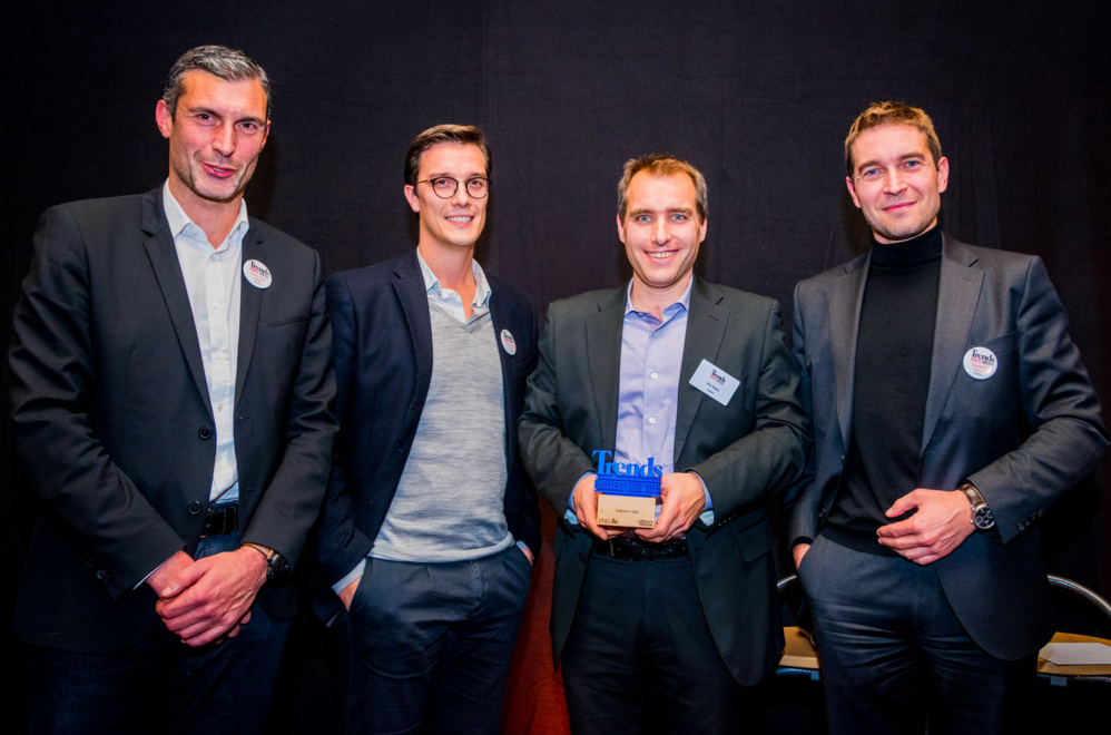 Coretec remporte le Trends Business Tour 2015 !