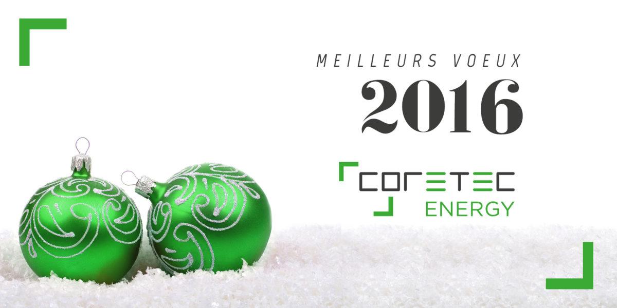 Een nieuw jaar en een nieuwe naam voor Coretec