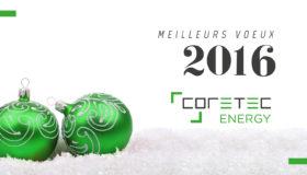 Une nouvelle année et un nouveau nom pour Coretec