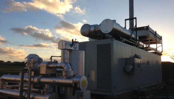 Ochain: la cogénération biogaz est arrivée sur site