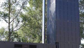 Het rusthuis van Werson is uitgerust met een biomassa-warmtekrachtcentrale