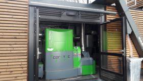 Le Bioénergie International et le ValBiomag parlent d'un projet Coretec Energy !