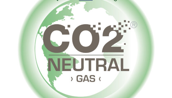 CO2 Neutral Gas