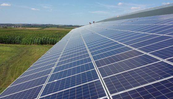 Verandering in de fotovoltaïsche sector