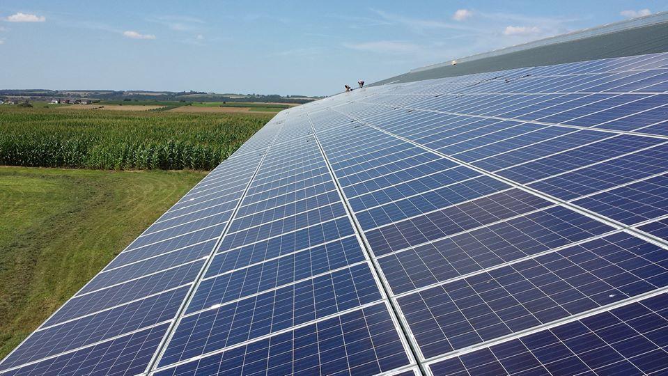 Du changement dans le secteur du photovoltaïque