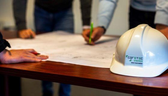 Coretec Energy, partner in energie-optimalisatie
