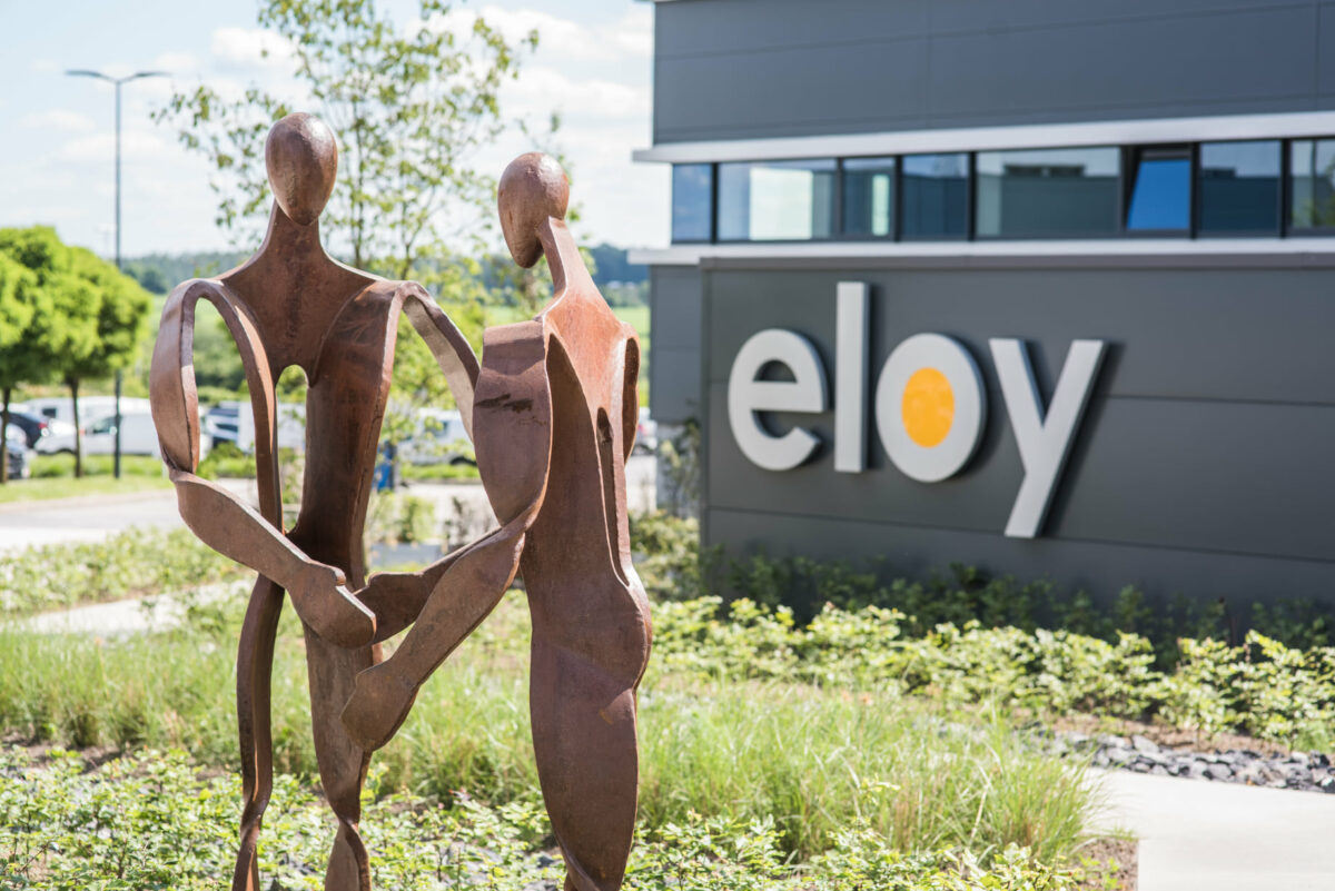 Stratégie énergétique du groupe Eloy